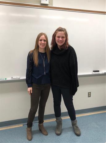 February's Featured Teacher is Mrs. Ryan