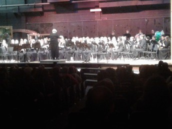 7th and 8th Band Concert