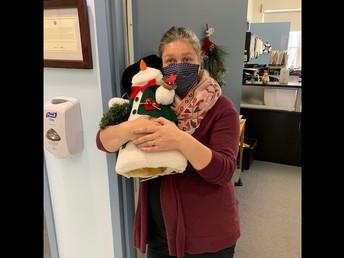 Mrs. Hill Sending Hugs to You