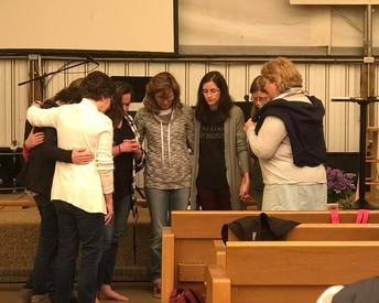 Report from Women's Retreat (by Briana Shultz)