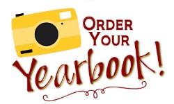Yearbook Orders!!!