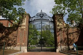 Harvard's Gates