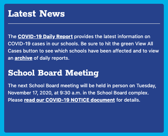 Covid-19 Archive & Daily Report!