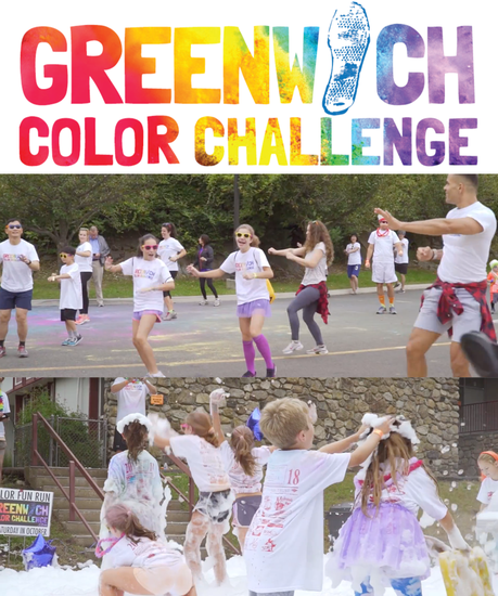 Greenwich Color Challenge Registration Form