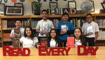 Middle School Library: 6th - 8th Grade