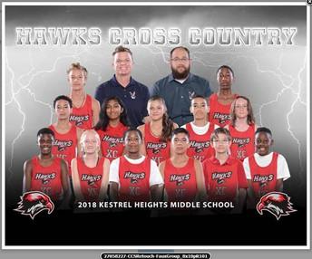 Hawks Cross Country