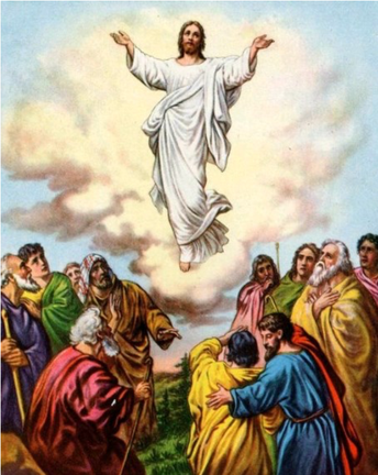 Sunday 24th May - the ascension of the lord Year A