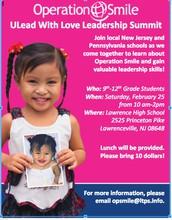Op Smile to host Leadership Summit