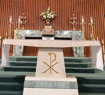 New School Mass Time on Wednesdays: 9:30AM