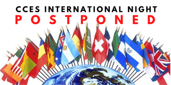 International Night POSTPONED