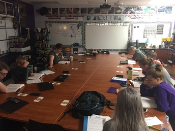 Mrs. Kirk' College Composition Class
