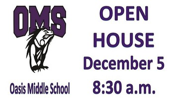 OMS Open House