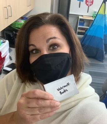 Mrs. Nichols - Paraprofessional