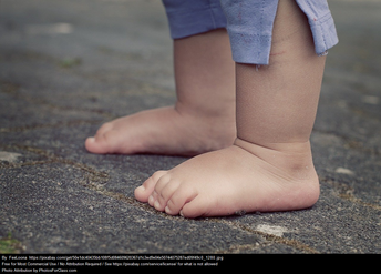 June 1st - National Barefoot Day!