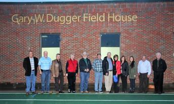 School Board Honors Retiring Superintendent