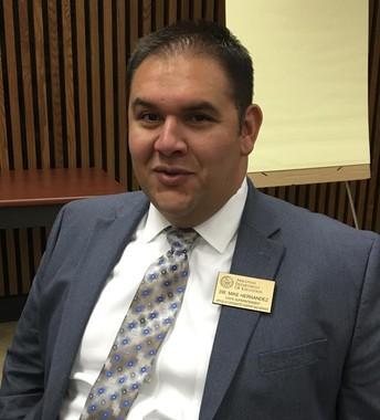 Dr. Mike Hernandez
