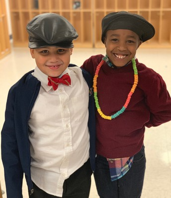 OUR 1ST GRADE 100 YEAR OLDS