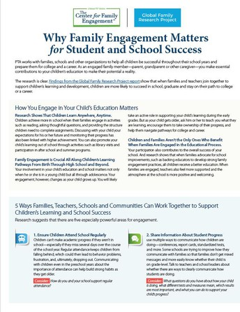 5 Ways to Support Children's Learning and School Success