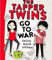 Tapper Twins Go to War By Geoff Rodkey