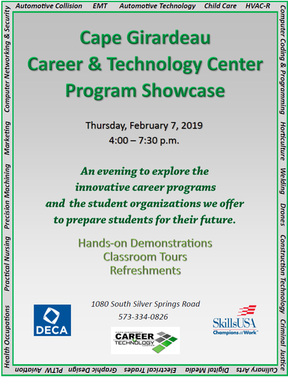Home - Cape Girardeau Career & Technology Center