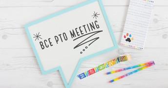 PTO Member Meeting 4/24/19