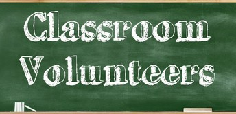 Classroom Volunteer Opportunities