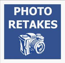 PICTURE RETAKES WILL BE OCTOBER 30