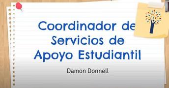 Student Services- Spanish