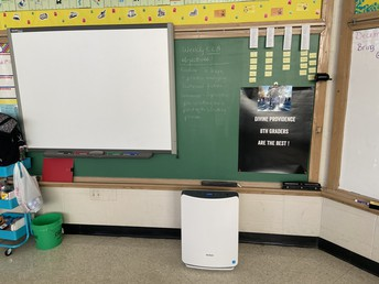 Air Purifiers have arrived