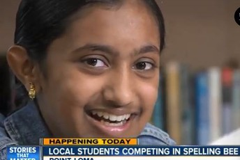 San Diego County Scripps Spelling Bee