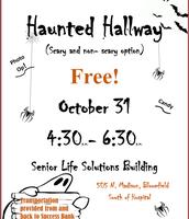 Haunted Hallways!