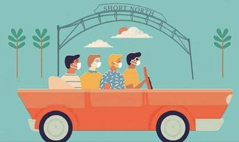Drive Through Car Parade