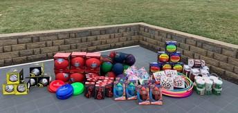 Playground supplies