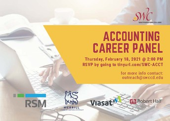 Accounting Career Panel