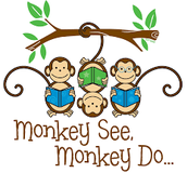 Monkey See, Monkey Do Bookstore