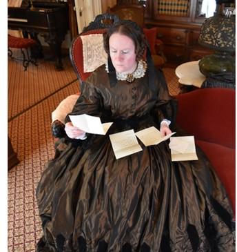 Laura F. Keyes as Elizabeth Cady Stanton