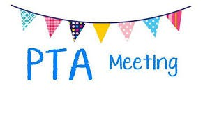 PTA Meeting on Tuesday- September 22nd