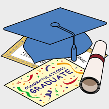 Graduation is almost here!