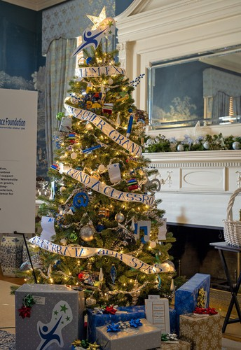 Visit the Student Excellence Foundation Tree at Cantigny