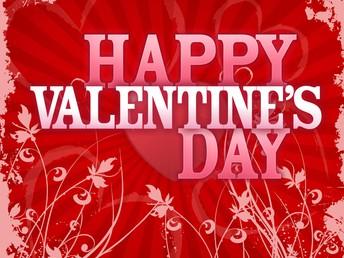 Valentine's Day- Día de San Valentín