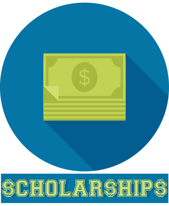image promoting scholarships