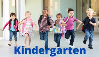 Kindergarten Online Enrollment