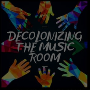 Decolonizing the music room facebook group.