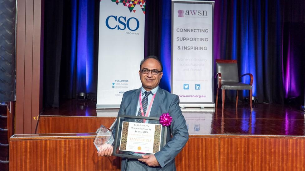 Associate Professor Tanveer Zia | 2019 Cyber Security Online Women in Security Awards