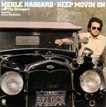 Secondary- Life's Like Poetry by singer/songwriter Merle Haggard