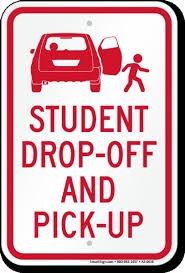 Drop off & Pick Up
