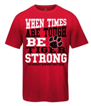 #tigersstronger together