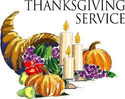 Junior Choir sings TONIGHT at the 6:30pm Thanksgiving Eve Service