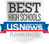 U.S. News & World Report - IAM Top Ranked School in the Nation