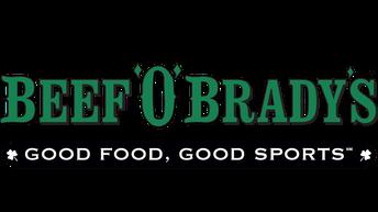 Beef O'Brady's Spirit Night!